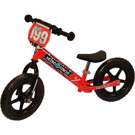 Strider No-Pedal Balance Bike - Nitro-Circus - Main