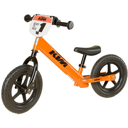Strider ST-4 No-Pedal Balance Bike - KTM Graphics - Main