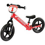 Strider ST-4 No-Pedal Balance Bike - Honda Graphics - Dirt Bike Gifts