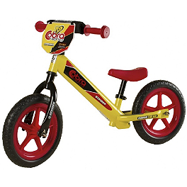 Strider ST-4 No-Pedal Balance Bike - Cobra Graphics - Strider ST-4 No-Pedal Balance Bike - Honda Graphics