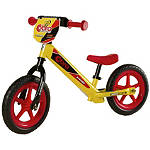 Strider ST-4 No-Pedal Balance Bike - Cobra Graphics - Utility ATV Balance Bikes