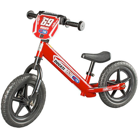 Strider ST-4 No-Pedal Balance Bike - Ducati Graphics - Main
