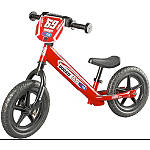 Strider ST-4 No-Pedal Balance Bike - Ducati Graphics - FOUR Utility ATV Gifts