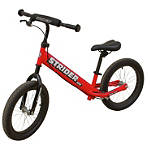 Strider SS-1 Super 16 No-Pedal Balance Bike - Strider Utility ATV Gifts