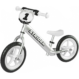 Strider ST-Pro No-Pedal Balance Bike - Strider ST-4 No-Pedal Balance Bike - Ducati Graphics