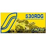 Sunstar 530 RDG Dualguard Sealed Chain - 120 Links -  Motorcycle Chains and Master Links
