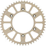 Sunstar Aluminum Rear Sprocket - Sunstar Dirt Bike Dirt Bike Parts