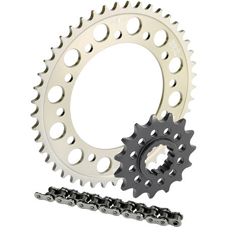 Sunstar Aluminum Sprocket & Chain Kit 520 - Main