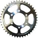 Sunstar Steel Rear Sprocket 525 - Honda Dirt Bike Drive