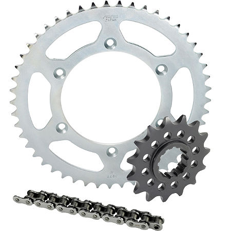 Sunstar Steel Sprocket & Chain Kit 525 - Main