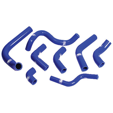 Samco Sport Radiator Hose Kit - Blue