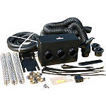 Yamaha Genuine OEM Ducted Hydronic Heater System By Heater Craft - Utility ATV Body Parts and Accessories