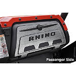Yamaha Genuine OEM Rhino Dash Trim - Brushed Aluminum - Utility ATV Bars and Controls