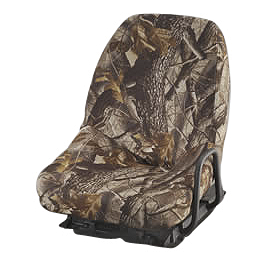 Yamaha Genuine OEM Deluxe Neoprene Seat Cover Set - 2009 Yamaha RHINO 700 Classic Accessories UTV Seat Covers - Camo