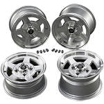 Yamaha Genuine OEM Rhino Wheel Kit - Yamaha OEM Parts Utility ATV Tire and Wheels