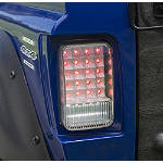 Yamaha Genuine OEM LED Taillight With Reverse Light - Utility ATV Lights and Electrical