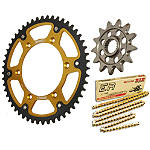 Supersprox Chain & Sprocket Kit - DID-CHAIN-520-ERV3-XRING-120-LINKS DID ATV