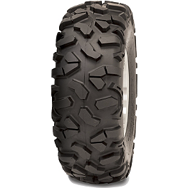 STI Roctane XD Radial Tire - 28x10-14 - 2002 Yamaha KODIAK 400 4X4 STI Slasher Complete Axle - Front Left/Right