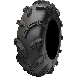 STI Silverback X-Lite Tire - 28x10-14 - 2010 Polaris SPORTSMAN 500 H.O. 4X4 STI Slasher Complete Axle - Front Left/Right