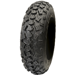 STI Tech-4 XC Tire - 21x7-10 - 2001 Polaris SCRAMBLER 500 4X4 STI Slasher Complete Axle - Front Left/Right