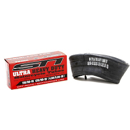 STI Ultra Heavy Duty Tube - 110-120/100-18 - 2013 Kawasaki KLX250S STI Ultra Heavy Duty Tube - 80/100-21
