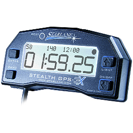 Starlane Stealth GPS 3X Lap Timer With Track Mapping - Starlane Athon GPS Pro Data Acquisition System