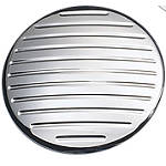 Yamaha Star Accessories Billet Clutch Cover - Ball Milled
