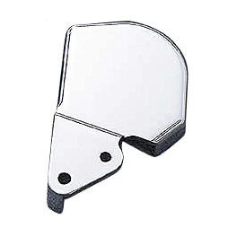 Yamaha Star Accessories Billet Starter End Cap Cover - Smooth - Baron Oil Cooler Diverter Kit for ALIAS