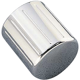 Yamaha Star Accessories Billet Oil Filter Cover - 2004 Yamaha Road Star 1700 Silverado - XV17AT Yamaha Star Accessories Medium Silverado Windshield Assembly