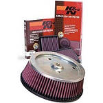 Yamaha Star Accessories K&N Replacement Air Filter Kit - Cruiser Air Cleaner Kits
