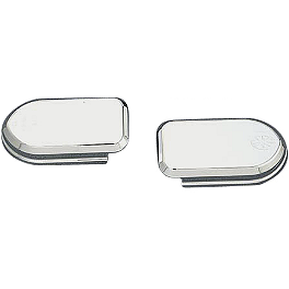 Yamaha Star Accessories Billet Air Cleaner Cover - Smooth - Yamaha Star Accessories Full Face Helmet Headset