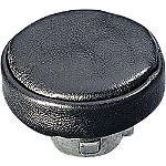 Yamaha Star Accessories Leather Gas Cap Cover - Yamaha Cruiser Body