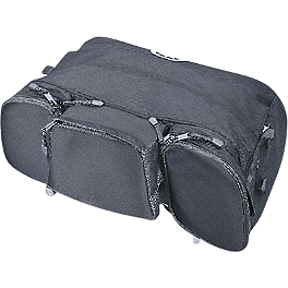 Yamaha Star Accessories Trunk Rack Bag - Yamaha Star Accessories Leather Grab Rail Bag