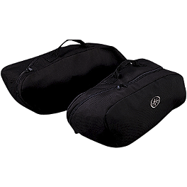 Yamaha Star Accessories Saddlebag Liners - Yamaha Star Accessories Rear Luggage Rack