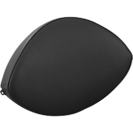 Yamaha Star Accessories Quick Release Standard Backrest Pad - 2012 Yamaha Raider 1900 S - XV19CS Yamaha Star Accessories