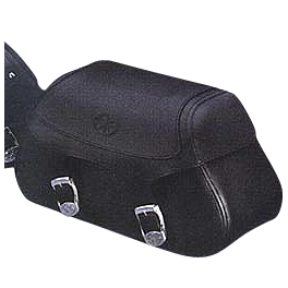 Yamaha Star Accessories Silverado Saddlebags - 2009 Yamaha V Star 1100 Classic - XVS11A Yamaha Star Accessories Tall Silverado Windshield