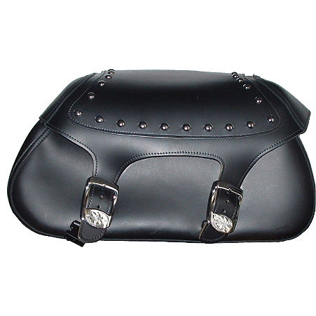 Yamaha Star Accessories Silverado Saddlebags - Studded - Main