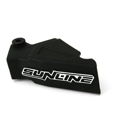 Sunline SL-4 Clutch Lever Boot - Black - Main