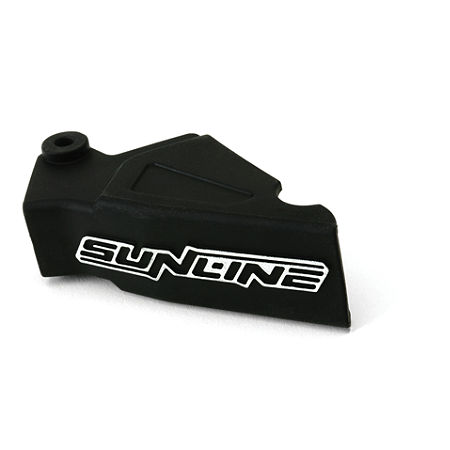 Sunline SL-4 V1 Replacement Clutch Lever Boot - Black