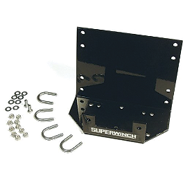 Superwinch Mounting Kit - 2004 Polaris SPORTSMAN 700 EFI 4X4 Superwinch Mounting Kit