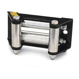 Superwinch Heavy Duty Roller Fairlead With Bracket - Superwinch Heavy Duty Roller Fairlead