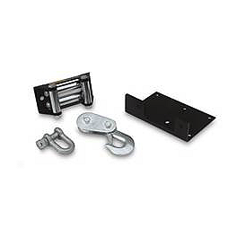 Superwinch Accessory Kit - 2002 Suzuki EIGER 400 4X4 SEMI-AUTO Superwinch Mounting Kit