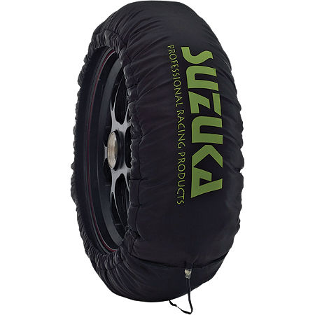 Suzuka Dual-Temp Tire Warmers - 110-120 / 155-170 - Main