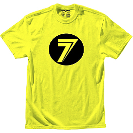 Seven Youth Dot T-Shirt - One Industries Youth Zero T-Shirt
