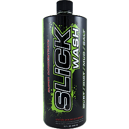 Slick Wash Concentrate - 32oz Bottle - Slick Cleaner Ready to Use - 32oz Spray