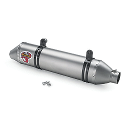 KTM Akrapovic Titanium Silencer - 2000 KTM 520SX KTM Excel Pro Series Complete Wheel Black/Orange 1.60X21