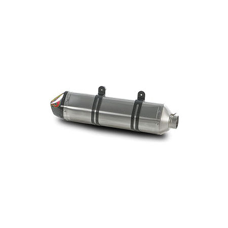 KTM Akrapovic Spark Arrestor Evolution Titaniuim Silencer - Main