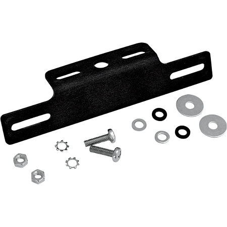 Targa Aluminum License Mount - Main
