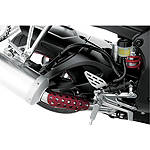 Targa Sportbike Exhaust Shields - Motorcycle Exhaust Accessories