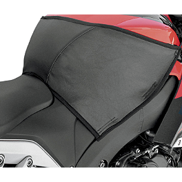 Targa Sportbike Half-Tank Cover - 2004 Suzuki GSX-R 750 Targa Fender Eliminator Kit With Turn Signals